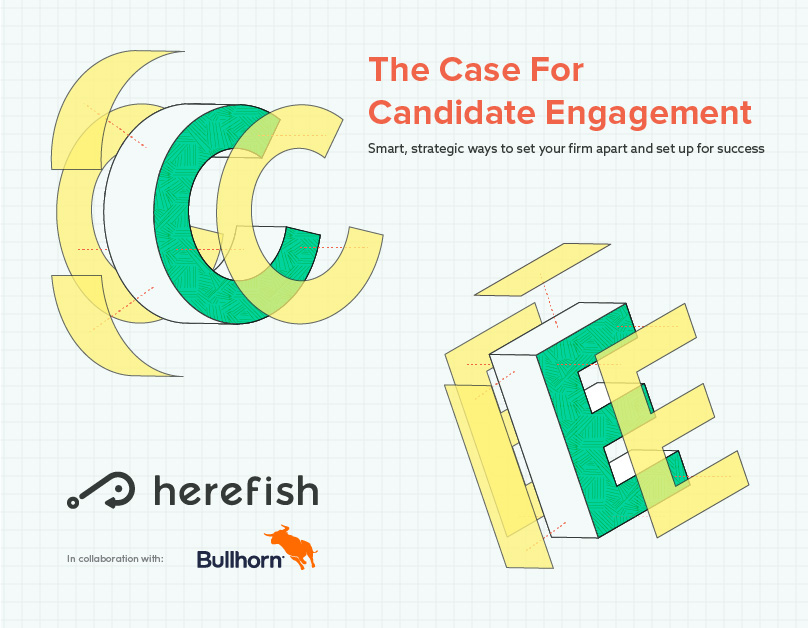 business case candidate engagement large