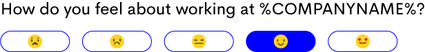net promoter survey emoji