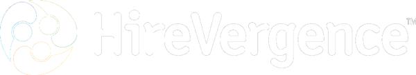hirevergence logo white