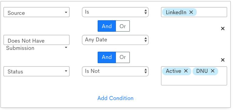 list segmentation screenshot for candidate source